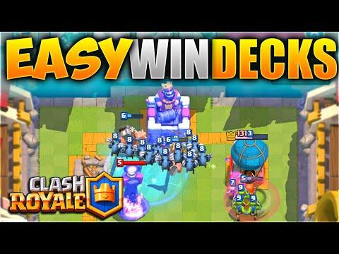 Winning Meta Decks & Cards - Competitive Meta Breakdown Clash Royale & Giveaway Details