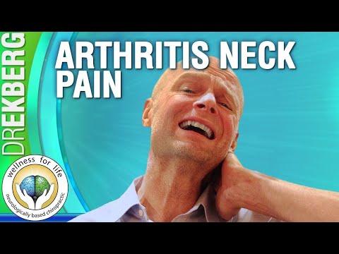 Arthritis Neck Pain Relief