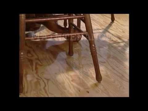 Southern Pine Flooring