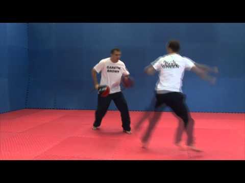 Olympic Taekwondo Coach Paul Green Kicking Speed And Power