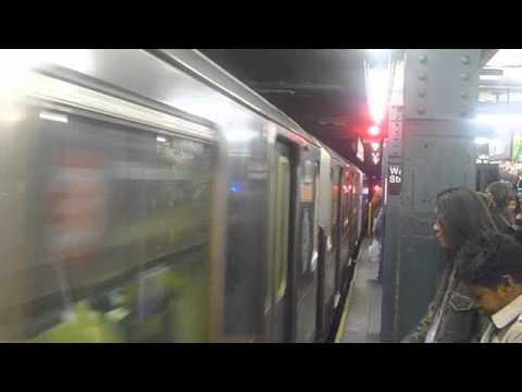 Wall Street subway