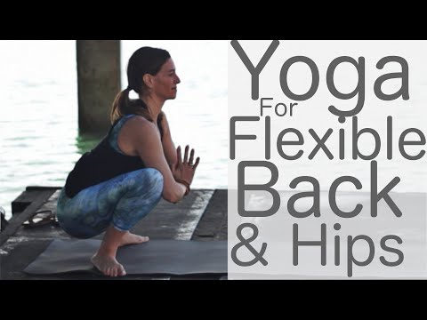 Yoga for Flexibility: Upper Back and Hips With Fightmaster Yoga