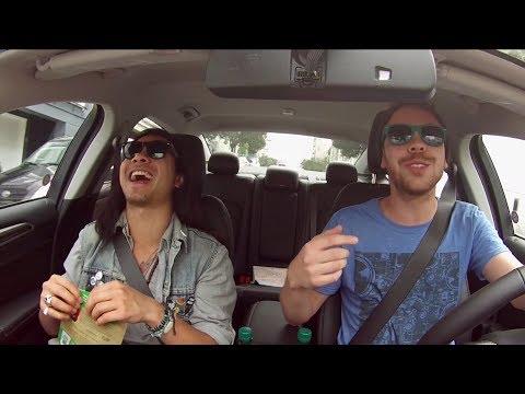 April Fools': 1-Star Lyft Driver
