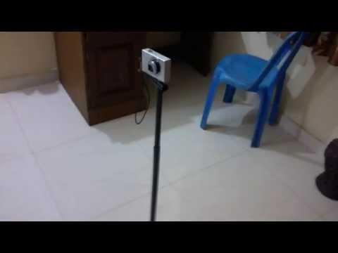 How to Make Monopod Digital Camera Stand - DIY @Home Easy!