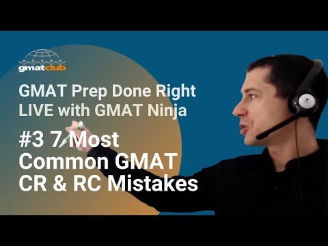 The FIVE biggest things you're doing wrong on GMAT Verbal
