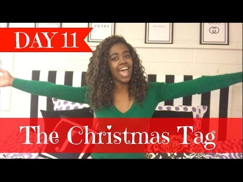 The Christmas Tag || Day 11