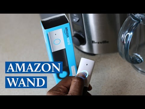 Amazon Dash Wand Review with Alexa