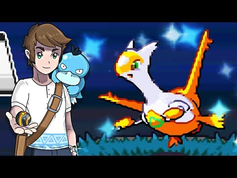 Live Shiny Latias After 18,328 Soft Resets - Pokemon Soul Silver