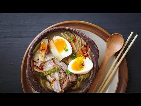 Shoyu Ramen Recipe