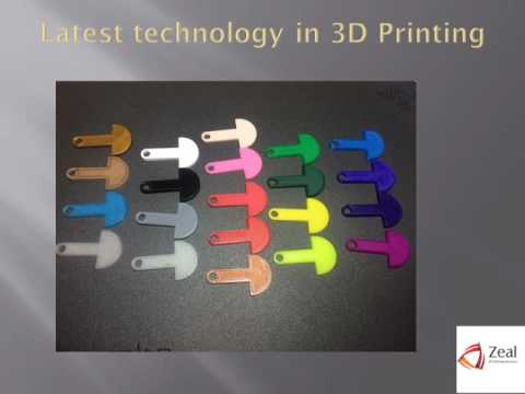 3D Printing Services in Australia – Zeal 3D Printing Services