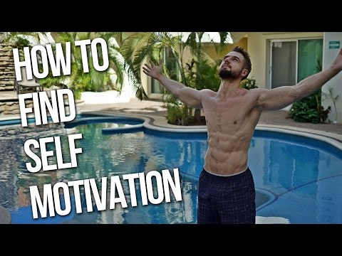 How To Find Self-Motivation | How To Make Yourself Do Something Boring