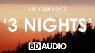 3 Nights 8d Audio Instamp3 Song Downloader