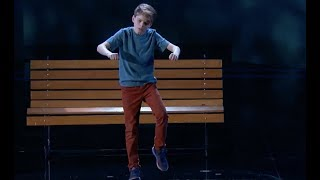 Young Dancer Shines With His Routine | Judge Cut 4 | America