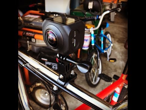 Affordable 360 HD Action Camera VR360 Cam