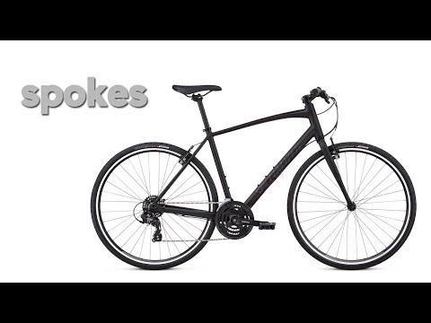 spokes :: new bike!