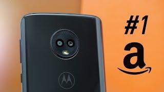 The #1 Unlocked Smartphone on Amazon!