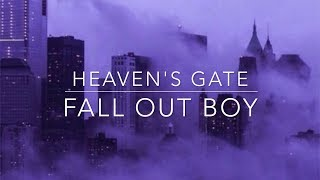 Fall Out Boy- Heaven