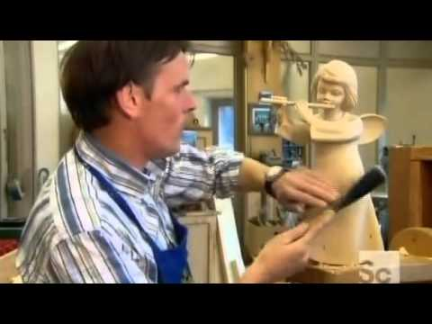 How to make Carved Wood Sculptures {www downloadshiva com}