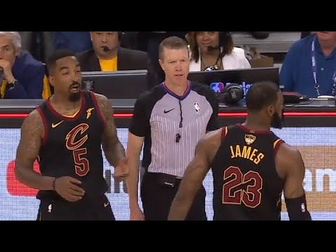 JR Smith Dumbest Play In NBA History! Game 1 Cavaliers vs Warriors 2018 NBA FINALS