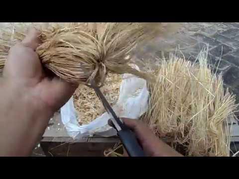 Lovebirds Ki Breeding kay Liye Nesting Material