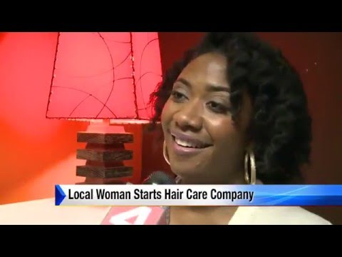 NBC News: 1st Black Woman to Own Patent on Natural Hair Product