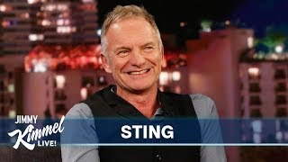 Sting on Listening to His Music, Las Vegas Residency & The Last Ship