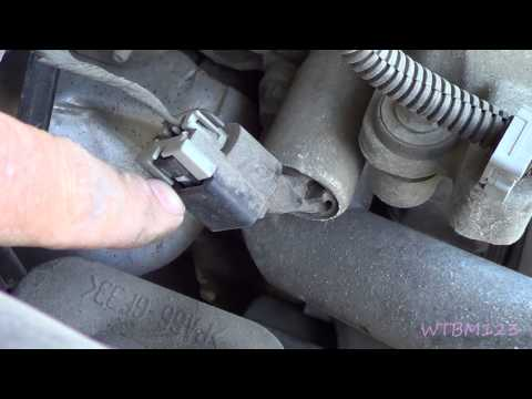 Chevy Trailblazer Runs rough, stalls P0014