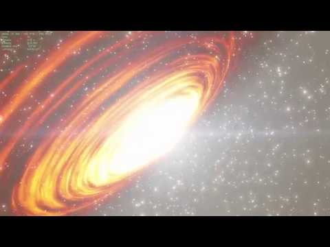 The BIGGEST Galaxy in the Universe - IC 1101 - Space Engine