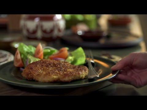 Cómo hacer milanesas de pollo   Knorr® Sabor