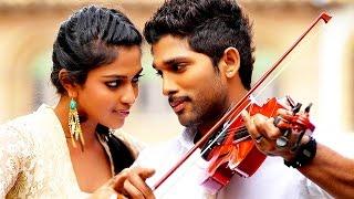 Iddarammayilatho Movie || Violin Song With Lyrics || Allu Arjun,Amala Paul