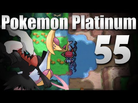 Pokémon Platinum - Episode 55 [Cresselia and Darkrai Event]