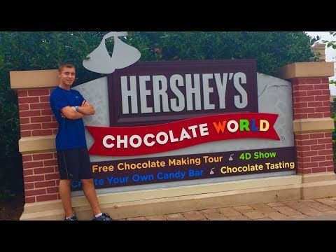 A Day at Hershey Park !