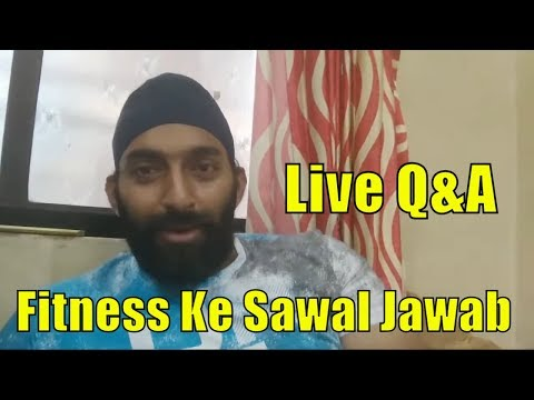Kaise ho fitness Fighters !! Live QNA
