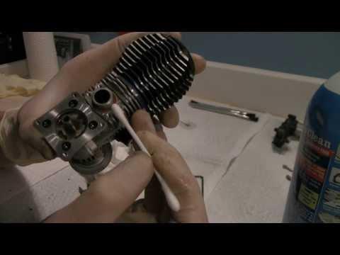 RC Overload - Traxxas Revo 3.3 - Nitro Motor Overview & Rebuild - PT 1