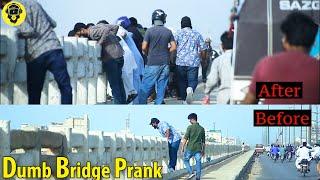 Dumb Bridge Prank | Faarigh Awaam Test | Funny Pranks | Dumb TV 2020