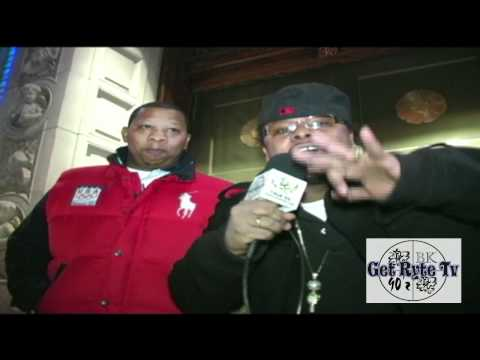 Mannie Fresh interview with Loone D. on Get Ryte Tv