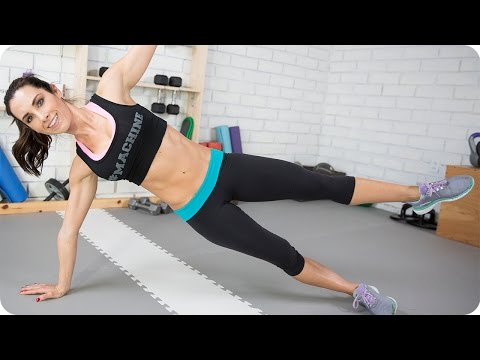 Total Body FAT BURNING CARDIO Workout—Bodyweight Exercises | Autumn Fitness