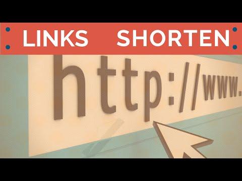 How to Shortun Links using goo.gl , bit.ly , tinyurl
