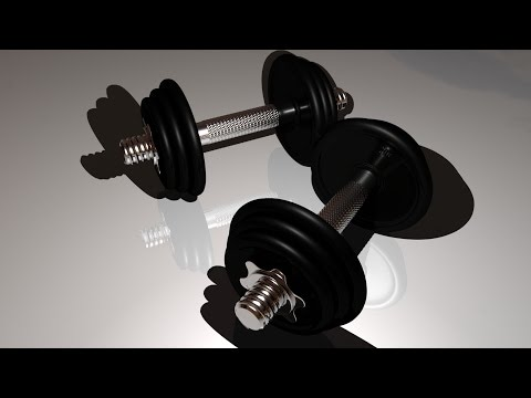 Maya tutorials : How to model weights