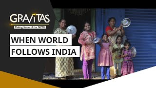 Gravitas: World follows India in thanking front-line workers