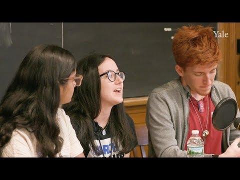 Stoneman Douglas High School Students at Yale