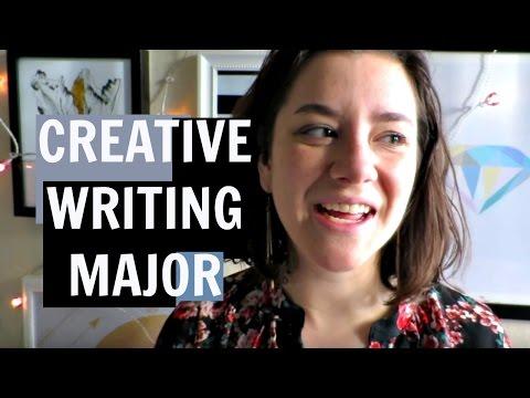 What My Creative Writing Major was Like
