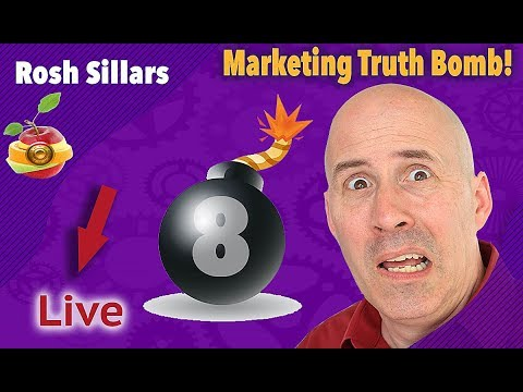 Truth Bombs About Your Marketing - 8 Awesome Marketing Questions