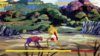 Catra VS She-Ra