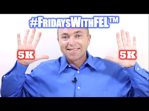 #FridaysWithFEL™ 10,000 SUBSCRIBERS SPECIAL! (Episode 36)