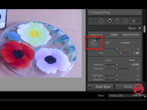 White Balance and Colour Correct Video Using Lightroom