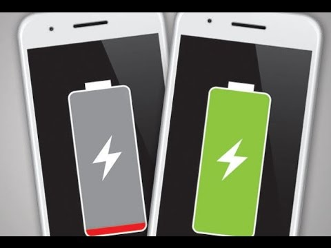 Describe quickly: How to optimize your Battery