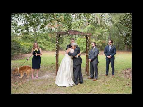 Kasey King, Charleston, SC Wedding Officiant, Ashley and Sam's Wedding, Givhans Ferry, SC 10-15-16