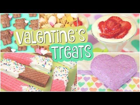 DIY Valentine's Day Treats | SoCraftastic