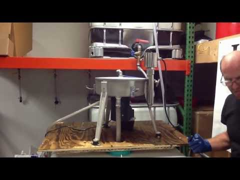 Oil Centrifuge series 1